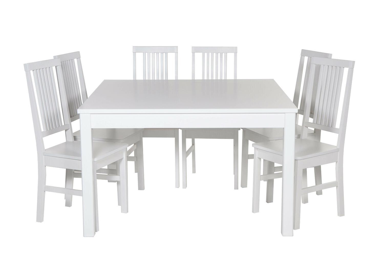 Ruokapöytä 120×120